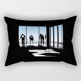 Ferris Bueller and Friends Rectangular Pillow
