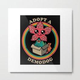 demodog Metal Print