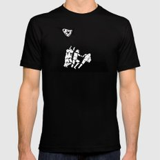 Fight for the Empire Black MEDIUM Mens Fitted Tee