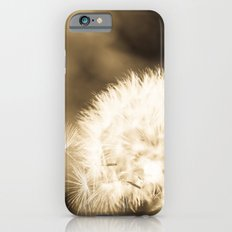 Dandelion Breeze Slim Case iPhone 6s
