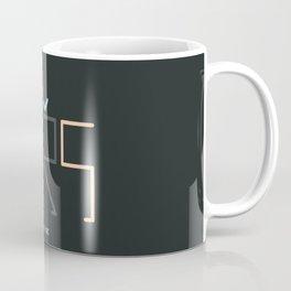 h- horse Coffee Mug