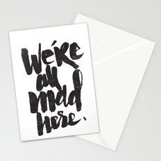 ...MAD HERE Stationery Cards
