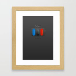 The Matrix Framed Art Print