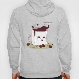Coffee Mug Addicted To Coffee Hoody