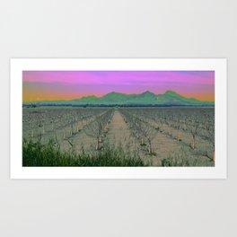 Jadea Art Print