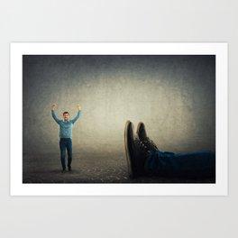 victory Art Print
