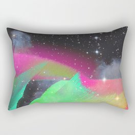 Astral Projection Rectangular Pillow