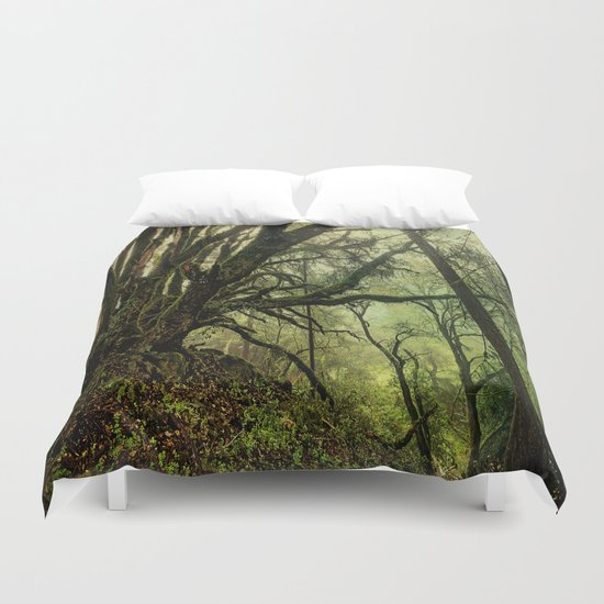 The octopus tree Duvet Cover