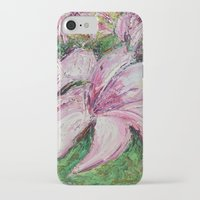 dc iPhone & iPod Cases featuring DC Magnolias by Ann Marie Coolick