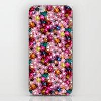 disco iPhone & iPod Skins featuring Disco by Joke Vermeer