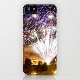 Castle Illuminations Inverness Scotland iPhone Case