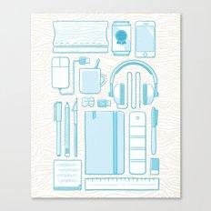 Designer Toolkit Canvas Print