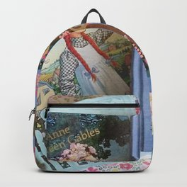 Anne of Green Gables Books Backpack