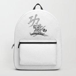 KungFu Zodiac - Pig Backpack