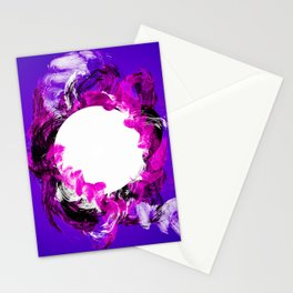 In Circle - III Stationery Cards