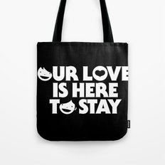 our love Tote Bag