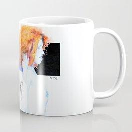 NUDEGRAFIA - 51 red hair Coffee Mug