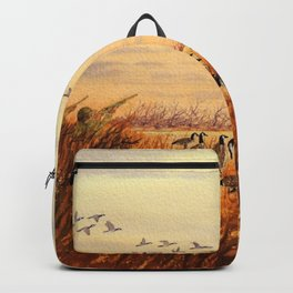 Goose Hunting Companions Backpack