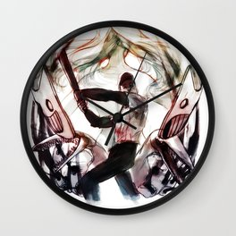 Purify the World Wall Clock