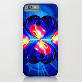 Abstract in pefection 111 iPhone Case