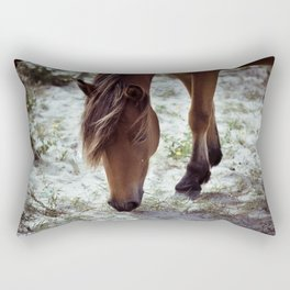 grazing Rectangular Pillow