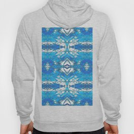 253 - Abstract Glass Pattern Hoody