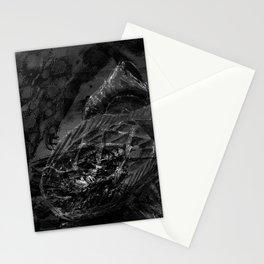 Inky Stationery Cards