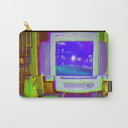 Old Computer Carry-All Pouch