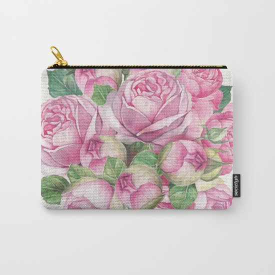Flowers bouquet #18 Carry-All Pouch