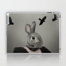 Miss Bunny Laptop & iPad Skin