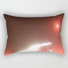 Abstracte Light Art in the Dark 16 Rectangular Pillow