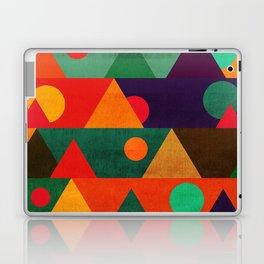 The moon phase Laptop & iPad Skin