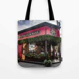 Boyds Jig and Reel Tote Bag