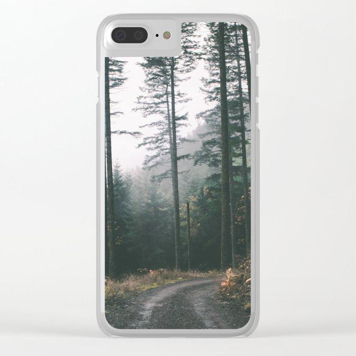 Drive IX Clear iPhone Case