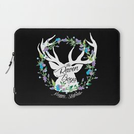 The Raven Boys by Maggie Stiefvater Laptop Sleeve