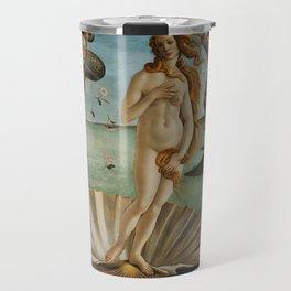 The Birth of Venus Travel Mug