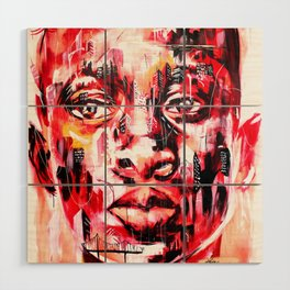 COLLECTIVE MASTERPIECE Wood Wall Art