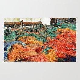 Fishing Nets Rug