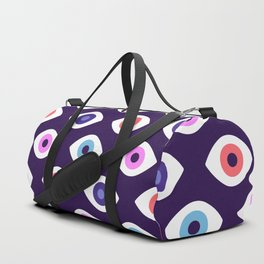 Lucky Eyes Duffle Bag