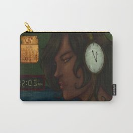 """NYTI """"Outdated""""  Carry-All Pouch"""