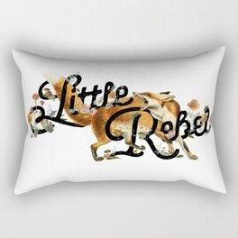 Little Rebel Rectangular Pillow