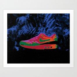 MAX100 / 059: Hunted Art Print