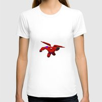 big hero 6 T-shirts featuring Baymax! Big Hero 6 by ZariusArts