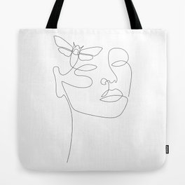 Give Me Wings Tote Bag