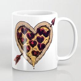 Pizza Love Coffee Mug