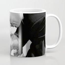 Clark Gable and Joan Crawford, Hollywood portrait black and white photograph / black and white photography Coffee Mug