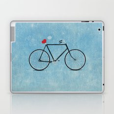 I ♥ BIKES Laptop & iPad Skin