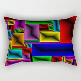 ColorBlox - Hammered Rectangular Pillow