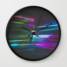 seam Wall Clock