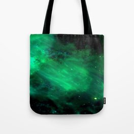 green space all universe cosmos galaxy Tote Bag